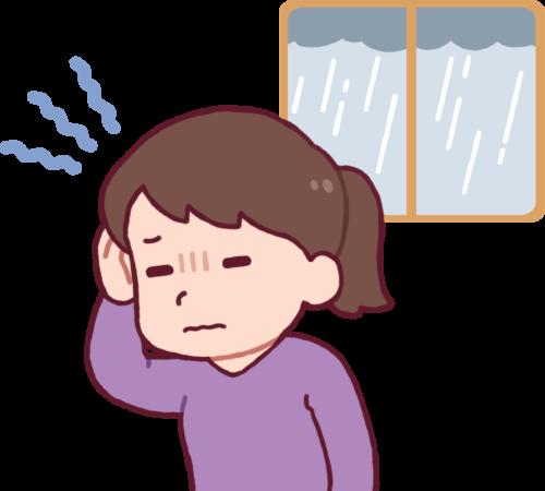 1889776-e1601366128277 なんで天気が悪いと体調不良になるの?(低気圧がもたらす体の不調)