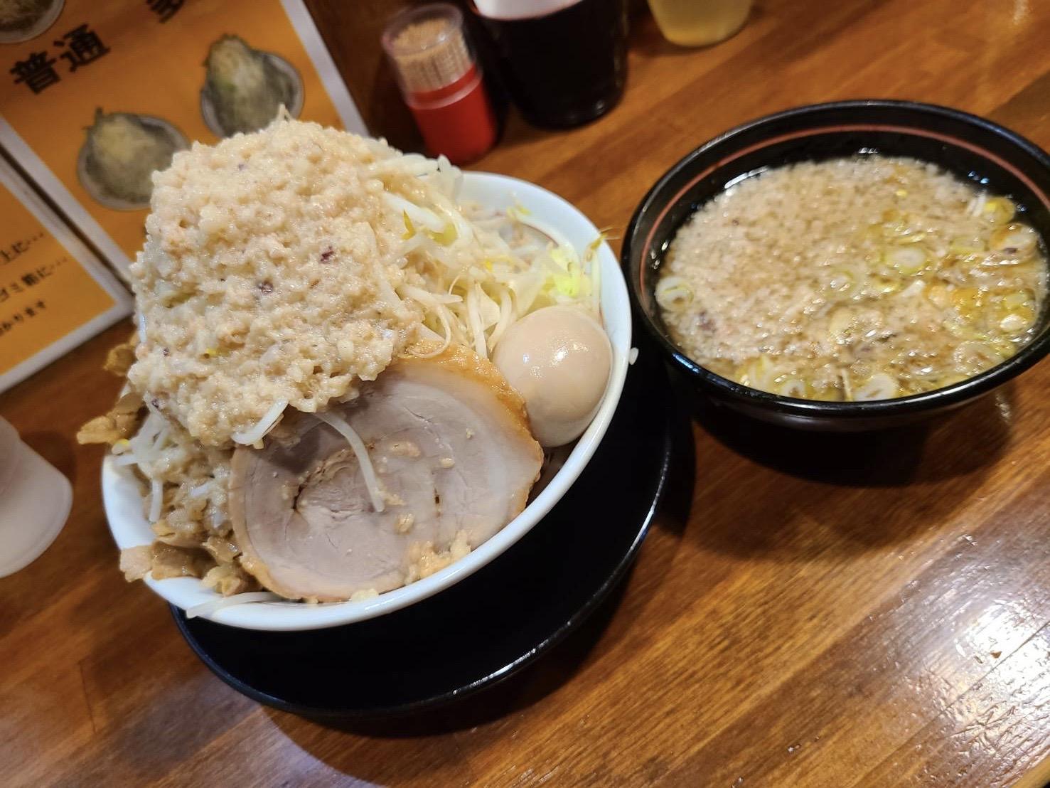 IMG_2676 二郎系ラーメンを健康的に食べる方法