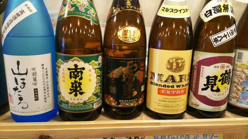 maruhide-sake2 居酒屋まるひで