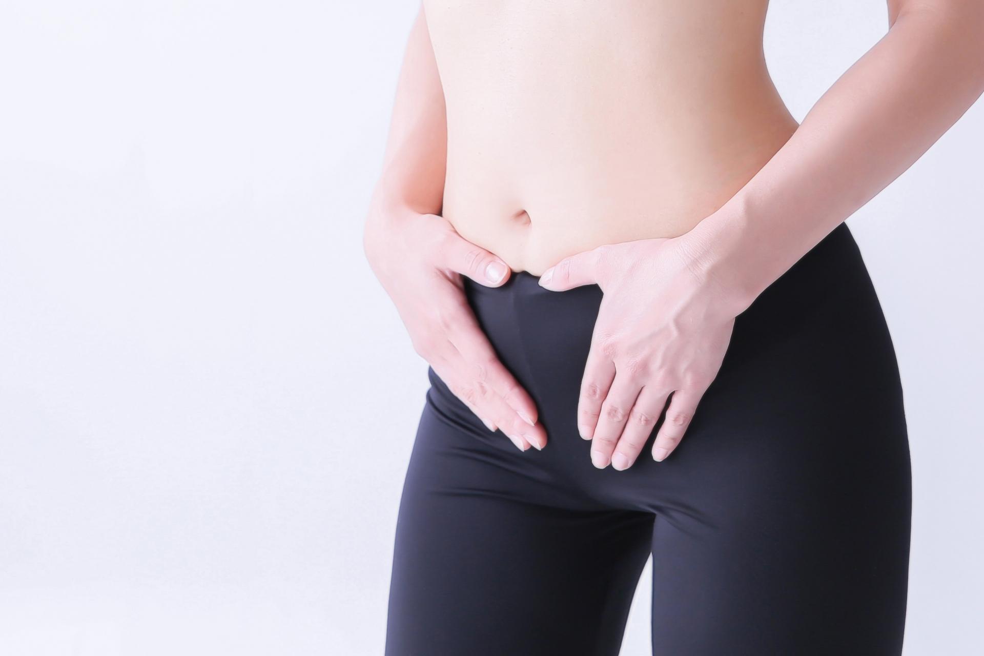 産後の女性骨盤