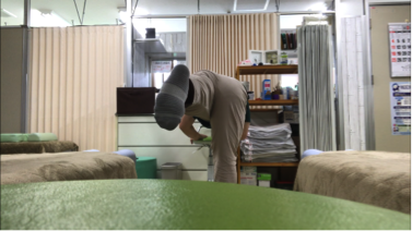 hikaru-3 ちょっとの合間に1分間トレーニング~転倒予防バランストレーニング~