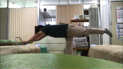 hikaru-4 ちょっとの合間に1分間トレーニング~転倒予防バランストレーニング~