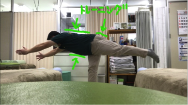 hikaru-5 ちょっとの合間に1分間トレーニング~転倒予防バランストレーニング~