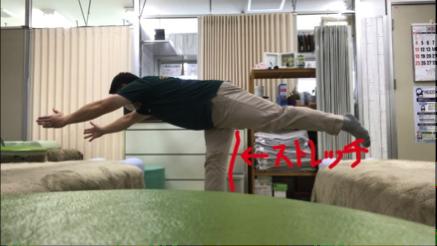 hikaru-6 ちょっとの合間に1分間トレーニング~転倒予防バランストレーニング~