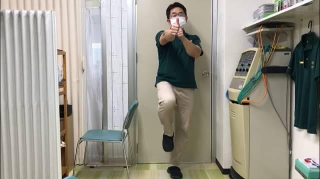 IMG_3980 転倒予防トレーニング・小脳編