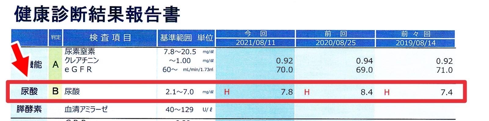 IMG_1442 【体験レポート!】尿酸値の上昇(痛風)を抑えるヨーグルトを半年間飲み続けた結果!